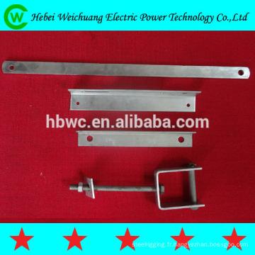 /Crossarm de raccord/matériel électrique haute qualité