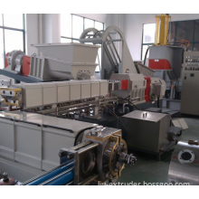 XLPE compound making machine with Two Stages extruder