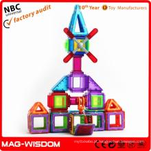 Puzzles de brinquedos magnéticos inteligentes