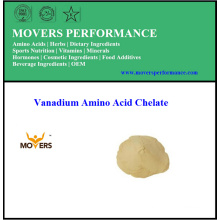 Food Grate Mineral Vanadium Amino Acid Chelate
