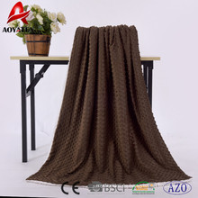 cómodas mantas de sherpa de visón micro al por mayor baratos