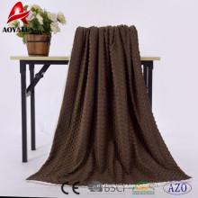 cobertores de sherpa de vison micro barato por atacado baratos