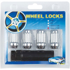 Car Wheel Nut and Locks Sets