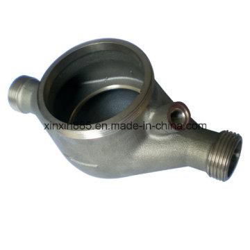 Cuerpo del medidor de agua de bronce de fundición (XX-DSCN2380)