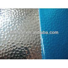 Folha de alumínio reflexiva