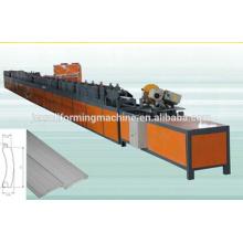 Rollenformmaschine für Stahl-Rollladen-Tür