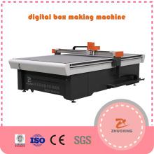 Machine de découpe de couteau CNC pour emballage
