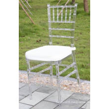 Plastic Resin Tiffany Chair with Soft Pad