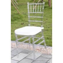 Пластиковый стул Смолаы Тиффани с мягкой пусковой площадкой