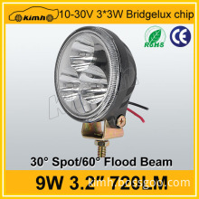 "Wholesales 3.2"" 9w new led work lamp Made in China"