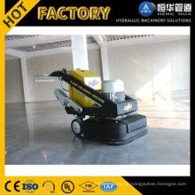700mm Arbeitsbereich Betonboden Schleifen und Poliermaschine mit 300 ~ 1500 U / min
