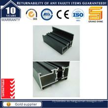 Perfiles de extrusión de aluminio / aluminio para el marco de la puerta