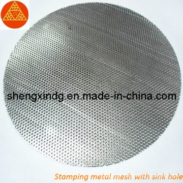 Stamping Machine Halftone Balluster Screen Parts (SX034)