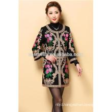Elegant Parkas Fashion Women Trench Coat for Middle East Women