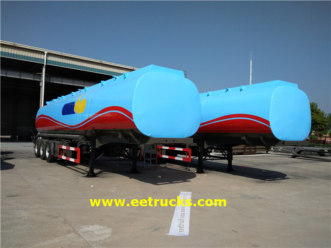 Fuel Tanker Trailers