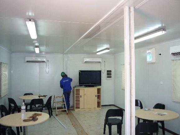 Flatpack Recreation Room