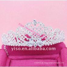 Coroa de concurso elegante