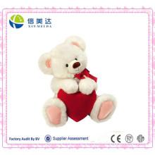 Hochwertiger Valentinstag Plüsch Teddybär