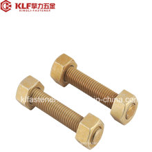 Stud Bolt B7/B7m/L7 with CAD Coating
