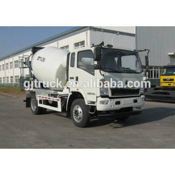 Camión hormigonera HOWO 4X2 drive para 3-6 metros cúbicos