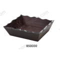 New Wooden Tray with Wood Grain Finish