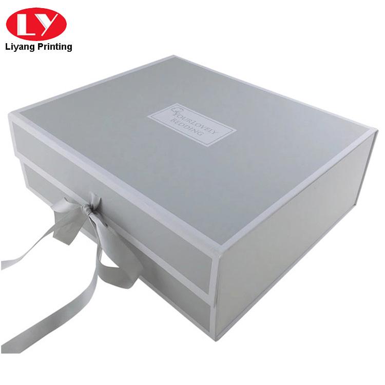 Grey Folding Box 1