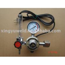 Газовый регулятор co2