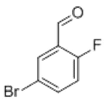 Benzaldehyde,5-bromo-2-fluoro CAS 93777-26-5