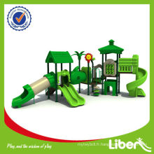 Jungle Forest Series China Cheap Outdoor Plastic Playground / Jungle Gym