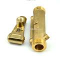 piezas forjadas calientes del latón de la precisión del CNC de la precisión forjadas piezas forjadas calientes