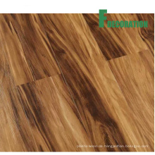 PVC Holz Maserung dekoratives Blatt PVC-Böden für dekorative