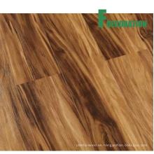 Suelo de PVC PVC madera grano hoja decorativa para decoración
