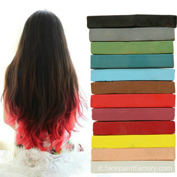 Hair Dye Colors for Party Cosplay DIY