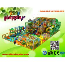 Gran centro de juegos infantiles de estructura interior para niños