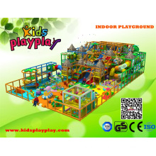 Big Indoor Structure Playground Centre for Kids