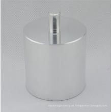 extrusión de aluminio OEM que trabaja a máquina el hilo del CNC