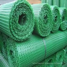 Plastic Wire Mesh / Plastic Livestock Wire Mesh Cage