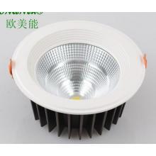 10inch 40W COB Светодиодный светильник
