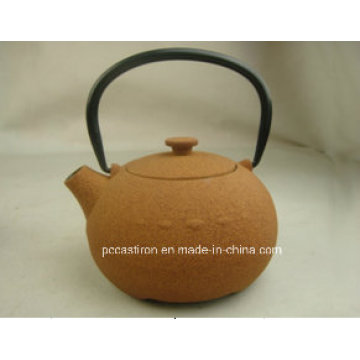 0.35L Cast Iron Teapot From China