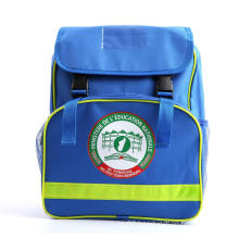 Government aid High quality backpack kids school bag