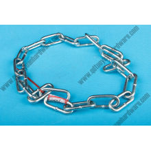 Galvanized DIN 766 Long Link Chain Rigging