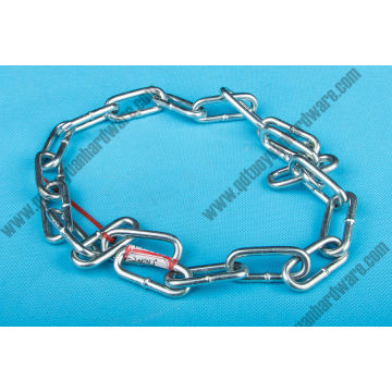 Galvanized DIN 766 Long Link Anchor Chain
