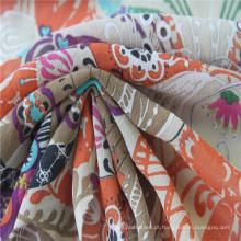 Tecidos de seda da impressão de Georgette de 10mm