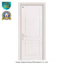 Modern Style White Color Wood Door for Interior (ds-104)