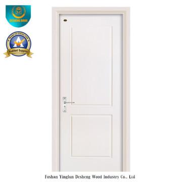 Moderne Art HDF Tür mit weißer Farbe für Interior (ds-104)