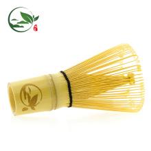 Fouet de thé Matcha en bambou 80 broches