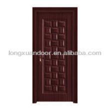 Melhor preço Projetos interiores de porta de madeira para venda e projeto