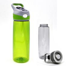 750ML Hot BPA Free Water Bottle, Plastic Sport Bottle Tritan OR PC Material