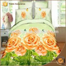 Conjunto de ropa de cama de lujo, 3d IMPRESO