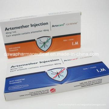 Artemisinina Antimalárica Curativa Aprobada por la FDA
